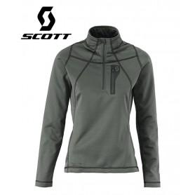 Pullover 1/2 zip SCOTT...