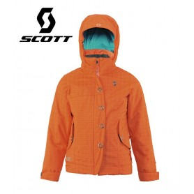 Veste de ski SCOTT Essential Orange Filles