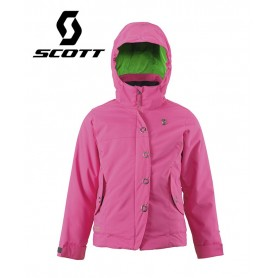 Veste de ski SCOTT Essential Rose Filles