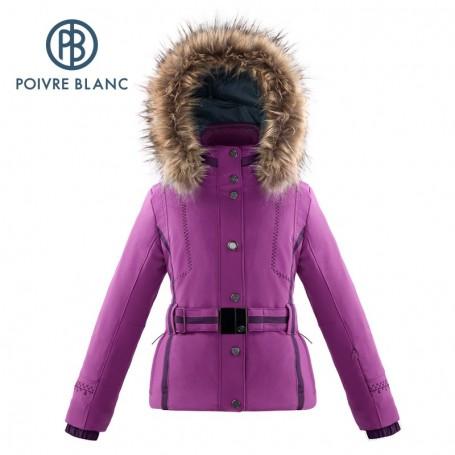 Veste de ski POIVRE BLANC W14-0801 WO/A Pivoine Femmes