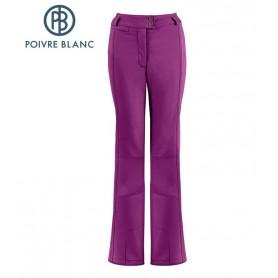 Pantalon de ski POIVRE BLANC WO Stretch Ski Pivoine Femmes