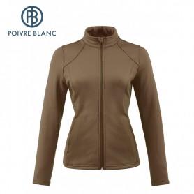 Veste stretch POIVRE BLANC WO Jacket Miel Femme