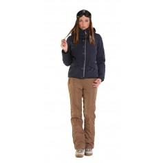 Anorak de ski POIVRE BLANC WO Ski Jacket Noir Femmes