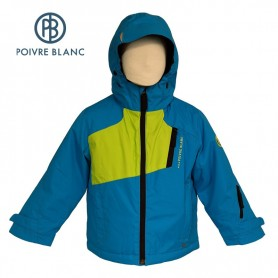 Veste de ski  POIVRE BLANC Ski Jacket Caraibes BB Garçon