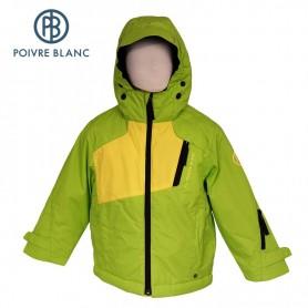 Veste de ski POIVRE BLANC Ski Jacket Citrus BB Garçon
