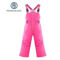 Salopette POIVRE BLANC W14-1024 BBGL Rose BB Filles