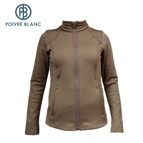 Veste stretch POIVRE BLANC Jacket Miel Fille
