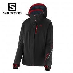 Veste de ski SALOMON Brillant Jkt Noir Femmes