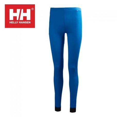 Collant thermique HELLY HANSEN Dry Pant Bleu Femme