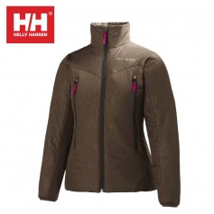 Veste HELLY HANSEN Cross Insulator Marron Femmes