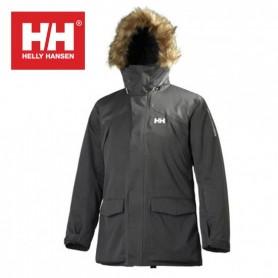Manteau de ski HELLY HANSEN Mission Gris Hommes