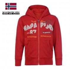 Sweat NAPAPIJRI K Beginning Rouge Junior