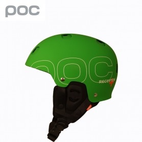 Casque de ski POC Receptor + Vert Unisexe