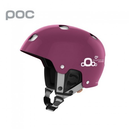 Casque ski POC Receptor Bug Ajustable Prune Unisexe