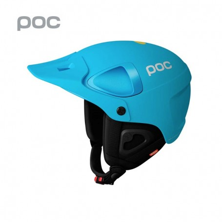 Casque de ski POC Synapsis 2.0 Bleu Unisexe
