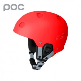 Casque POC Receptor Bug Fluorescent Orange Unisexe