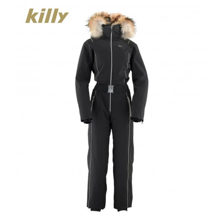 Combinaison de ski KILLY Venus Suit Noire Femme