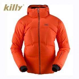 Doudoune de ski KILLY Dionysos Orange Homme