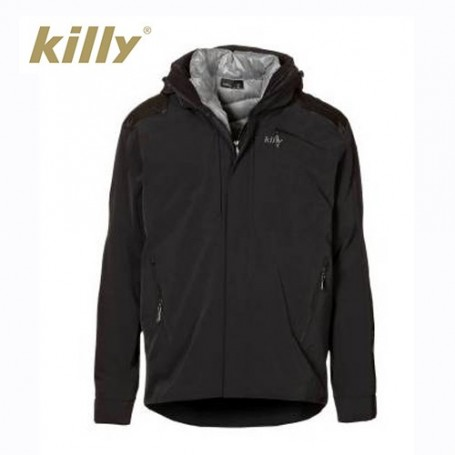 Veste de ski 3 en 1 KILLY Gold Noir Homme