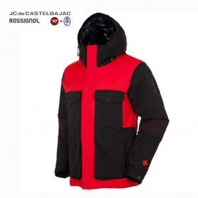 Veste de ski ROSSIGNOL JJC Finlay Rouge Homme