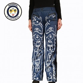 Pantalon de ski ROSSIGNOL JJC Karma Nuit Femme