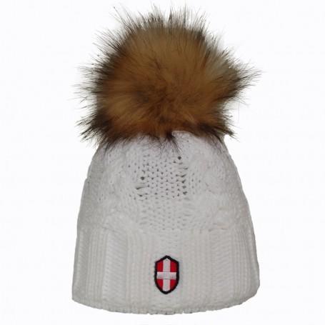 Bonnet de ski COSY & SNOW Eden Blanc Unisexe