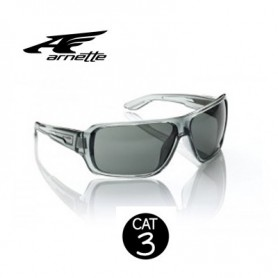 Lunettes Arnette Bluto Gris tranparente UNISEXE cat.3