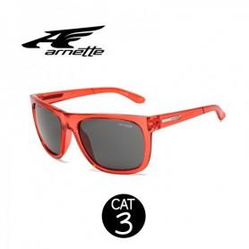 Lunettes ARNETTE Fire drill Rouge Transp Unisexe Cat.3