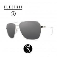 Lunettes ELECTRIC AV2 Platinum Grey Unisexe Cat. 3