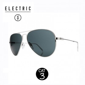 Lunettes ELECTRIC AV1 Platinum Grey Cat. 3 Unisexe
