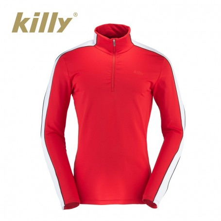 Pullover KILLY Thoas Rouge Homme