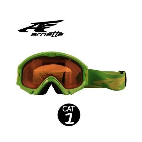 Masque de ski ARNETTE Series 3 Vert Cat.1 Unisexe