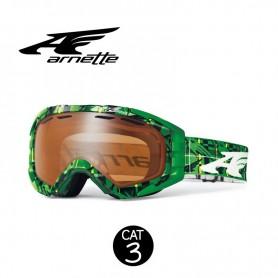 Masque de ski ARNETTE Mercenary Vert Cat.3 Unisexe