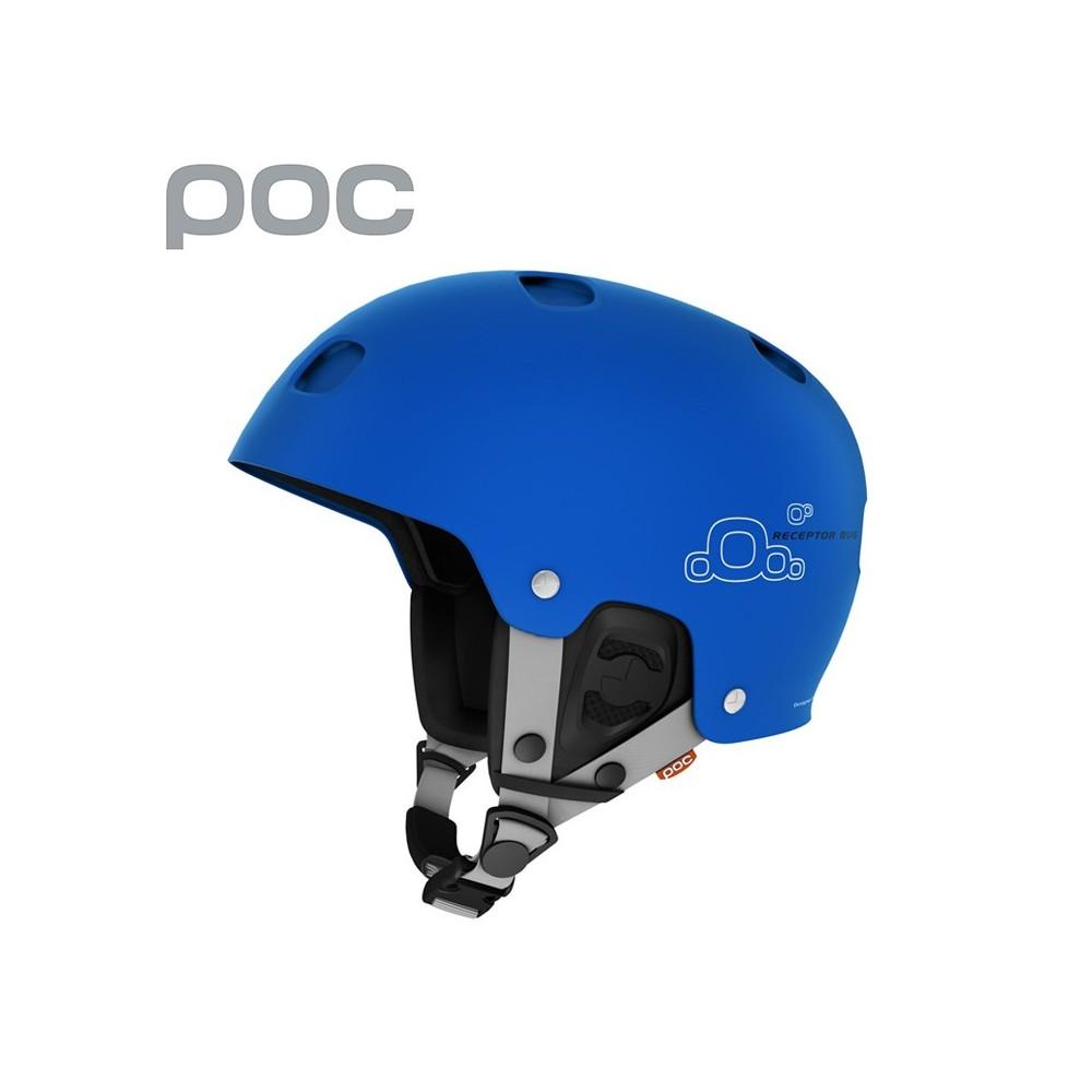 Casque de ski POC Receptor Bug Bleu