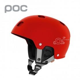 Casque de ski POC Receptor Bug Rouge Unisexe
