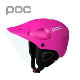 Casque de ski POC Synapsis 2.0 Rose Unisexe