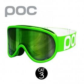 Masque de ski POC Retina Vert Unisexe Cat.3