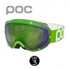 Masque de ski POC Lobes Vert Unisexe Cat.3