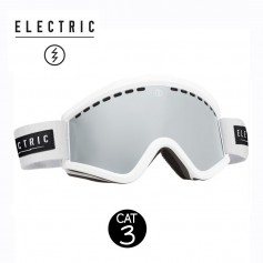 Masque de ski ELECTRIC EGV Blanc Cat.3