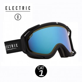 Masque de ski ELECTRIC RIG Noir Cat.1