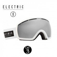 Masque de ski ELECTRIC EG2.5 Blanc Unisexe Cat.3