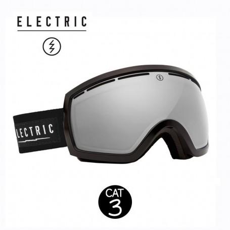 Masque de ski ELECTRIC EG2.5 Noir Cat.3