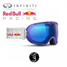 Masque de ski RED BULL Boavista Violet / Blanc Cat.3