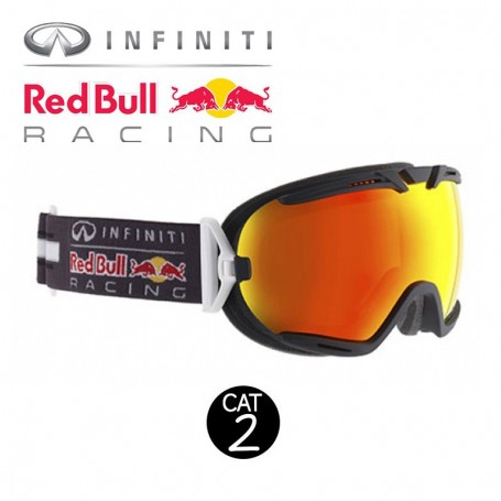Masque de ski RED BULL Boavista Noir / Blanc Cat.2
