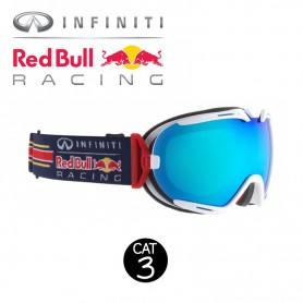 Masque de ski RED BULL Boavista Blanc / Rouge Cat.3