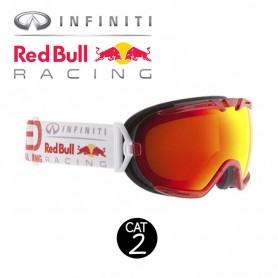 Masque de ski RED BULL Boavista Rouge Cat.2