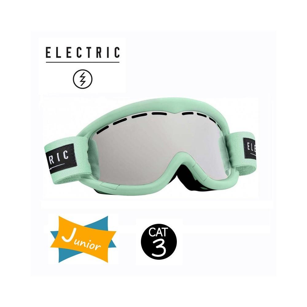Masque de ski ELECTRIC EG1K Vert Junior Cat.3