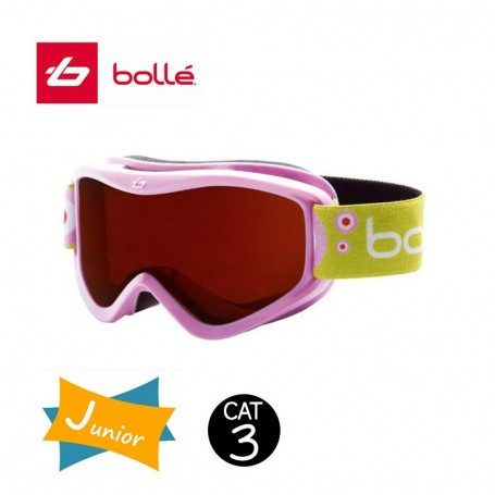 Masque de ski BOLLE Amp Rose Junior Cat.3