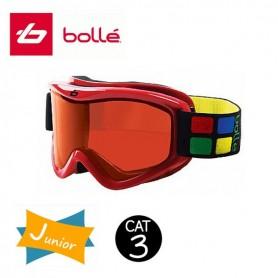 Masque de ski BOLLE Amp Rouge Junior Cat.3