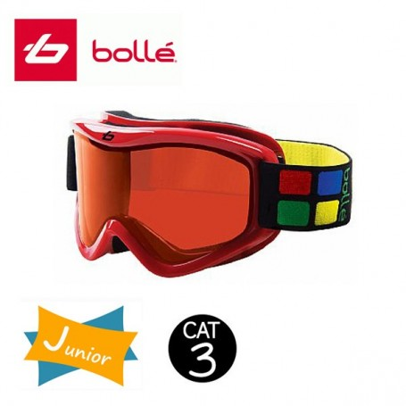 Masque de ski BOLLE Amp Rouge Junior Cat.3